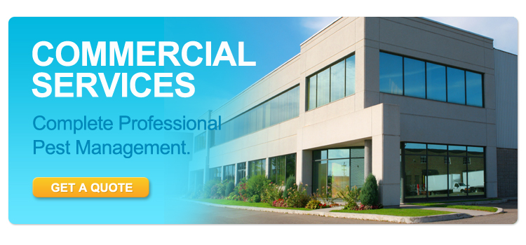 Commercial Services - Complete Professional Pest Management
